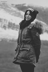 #montagne #hiver #neige #Rebecca #froid #portrait (dumestreemma) Tags: portrait montagne rebecca hiver neige froid