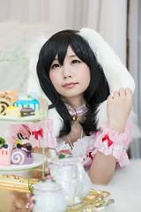 P55_019 (ms09Dom) Tags: cosplay コスプレ 東方project 因幡てゐ 五木あきら itsukiakira