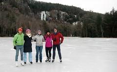 New years eve skating (C Beard) Tags: winter canada julien quebec iceskating prévost prévost