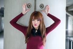 _I1R3195 (mabury696) Tags: portrait cute beautiful asian md model wang lovely  q bi 2470l           asianbeauty   cubie 85l   1dx   q  5d2  5dmk2