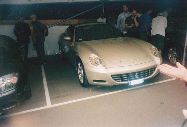 2005 ferrari goodwood 612 scaglietti festivalofspeed