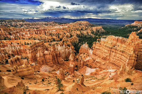Bryce Canyon National Park, Utah, US by blueinsky(Leon), on Flickr