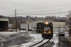CB61 (DCR - Black Sheep Photography) Tags: local norfolksouthern gp402 rpe4c covesecondary cb61