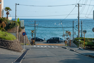 鎌倉高校前 日坂 / Kamakura Koukoumae Sta. - Nissaka