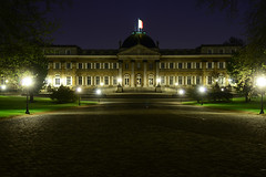 Royal Palace (larry_antwerp) Tags: brussels belgium belgi brussel  laken royalgarden         koninklijkeserre