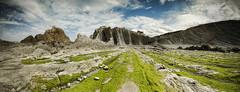 Costa quebrada (Jose Peral Merino) Tags: sky costa landscape cielo panoramica rocas cantabria algas costaquebrada promotorio