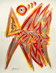 Mikolji abstract fish art Altum Angelfish painting DSC00422 cropped (MIKOLJI) Tags: original red orange fish abstract black color eye art nature beautiful yellow vertical silver painting paper artwork colorful outsiderart gallery outsider contemporary vibrant originalpainting modernart infinity venezuela aquarelle fineart decoration arches study artists canson expressionism expressionist series abstraction form biology vallejo rag angelfish tropicalfish abstracta freshwater gills orinoco onset abstractpainting freshwaterfish fishart atabapo pterophyllum altum liquitex pterophyllumaltum ventadearte orinocoangelfish venezuelanpainters mikolji vallejopaint pinturasvallejo ivanmikolji atabapoangelfish abstractfishart atabapoaltum altumblackwaterraindance vallejoacrylicstudio