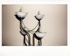 Lamps (Valt3r Rav3ra - DEVOted!) Tags: home lamp colors fuji minimal colori instantfilm valt3r valterravera fujiinstaxwide300