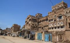 Wadi Dhahr (Kachangas) Tags: unesco arabia yemen sanaa wadi oldcity yahya imam saleh yemeni wadidhahr yemencivilwar