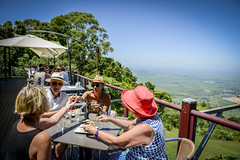 Cambewarra Lookout Cafe (Visit Shoalhaven) Tags: friends food mountain cafe berry view cream lookout valley scones jam shoalhaven unspoilt cambewarra