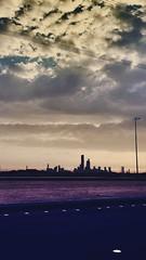 Riyadh City (Abdulaziz Taher) Tags: city towers riyadh saudiarabia