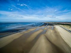 Crosby Beach (sammys gallery) Tags: england beach unitedkingdom waterloo crosby