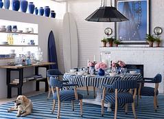 ralph-lauren-home-collection-08 (ideasandhomes) Tags: house home design apartment interior diningroom ralphlauren dcor