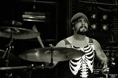 DSC_0037 (francoleonph) Tags: boss argentina rock metal drums 50mm concert nikon drum bass guitar peavey guitars recital mendoza fender drummer pedals rockshow effect metalcore guitarist ibanez numetal rencor nikond3100