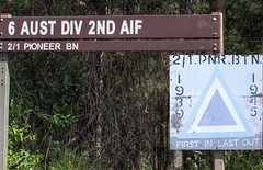 2/1 Pioneer Battalion Camp Site
