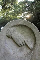 (C. Neil Scott) Tags: statesvillenc northcarolina thecityofprogress iredellcounty grave hand finger pointing fourthcreekcemetery tombstone headstone