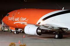 OE-IAP (24.05.2016) Airline: TNT Airways Typ: Boeing 737-4M0(SF) (maxerfspotter) Tags: airplane planespotting flughafenerfurtweimar airport erfurt edde erf tnt airways tay nightshot nachtaufnahme closeup oeiap boeing boeing7374m0sf