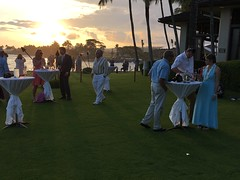 Reception At The Beach House Restaurant (fethers1) Tags: kauai beachhouserestaurant kauaivacation2016 ericandtiffanyswedding