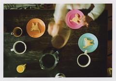 insta190 (sudoTakeshi) Tags: color film coffee japan kids 35mm tokyo colorful cookie asahi pentax kodak spotmatic filmcamera portra  kodakfilm  pentaxsp  kodakportra  pentaxspotmatic   kodakportra160