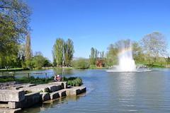 Park im Grnen, 20.4.16 (ritsch48) Tags: mnchenstein fontne parkimgrnen basellandschaft