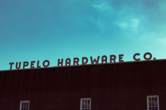Tupelo Hardware Co. (Tony Webster) Tags: architecture mississippi us hardwarestore mainstreet unitedstates brickbuilding tupelo tupelohardwareco tupelohardware