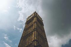 Big Ben (Laura Racero) Tags: uk london clock parliament bigben nikond810