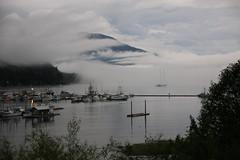 Auke Bay Cloudscape (Sumthin Speshul) Tags: alaska sailboat harbor boat dock cloudy scenic coastal statter statterharbor