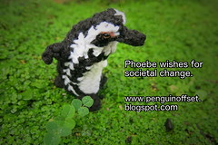 Phoebe (harryleviathan) Tags: penguin penguins women crochet antarctica kawaii amigurumi fundraising climatechange antarctic womeninscience womeninstem womeninstemm homewardbound2016 womeninclimatechange