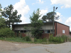 IMG_2302 (amysusanne) Tags: urbandecay barnesvillega barnesville barnesvillegeorgia deadschool barnesvilleprimaryschool