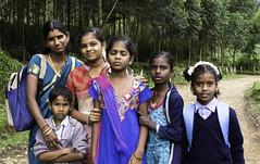 1510 India-1070205 (esther.park) Tags: india kerala localfamily meesapulimalatrek munnar westernghats