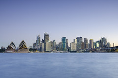 sydney's skyline (jjeffreyliu) Tags: sydney australia