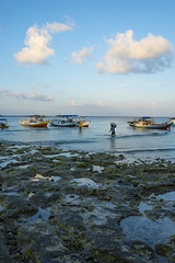 bara bira 12 (Fakhri Anindita) Tags: morning sea seascape nature sunrise indonesia landscape nikon laut humaninterest sulawesiselatan tanjungbira bukukumba