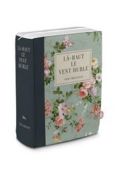EMI - Pouf Livre Emily Bronchite (Bonjour Mon Coussin) Tags: livre pouf