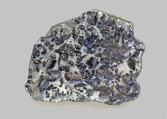 Benitoite (Ron Wolf) Tags: california nature crystal hexagonal mineral geology gem earthscience gemstone mineralogy benitoite cyclosilicate