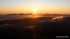 IMG_1124 (ppg_pelgis) Tags: ireland summer sunrise landscape flying northern ppg arial tyrone omagh notadrone