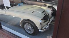 Austin Healey 3000Z Spotted In Glasgow Scotland - 3 Of 5 (Kelvin64) Tags: austin healey 3000z spotted in glasgow scotland