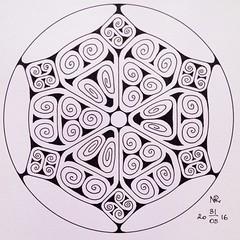 20160531_Zendala_Swiros03 (terem13) Tags: patterns tangles zentangle zendala