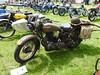 Abergavenny Steam, Vintage & Veteran Rally, Bailey Park, Abergavenny 30 May 2016 (Cold War Warrior) Tags: ww2 motorcycle bsa abergavenny m20 sidevalve birminghamsmallarmscompany 53rdwelshdivision