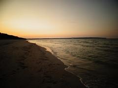 Sonnenuntergang (Manuela Vierke) Tags: sunset beach strand germany deutschland sonnenuntergang balticsea insel mai rgen isle ostsee mecklenburgvorpommern 2016 prora meckpomm prorerwiek 27052016 27mai2016
