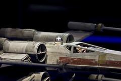 Let`s play Luke! (Mrs.Rapunzel) Tags: miniature starwars ship luke wing kln x r2d2 xwing skywalker 2015 identities
