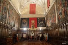 Museo catedral de Palencia (Spain) (amajocu) Tags: nikon catedral museo palencia castillaylen tapices d5100