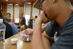 P1000422 (isobelannan) Tags: reading book yum tea ceremony class ntu greentea mammals oolong formosantea