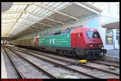 Santa Apolnia (renfealvia) Tags: santa portugal train de tren trenes ic europa lisboa trains cp coches comboios viajeros apolnia 5612 sorefame lisboaguarda