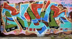 graffiti amsterdam (wojofoto) Tags: holland amsterdam graffiti nederland rawr netherland ndsm wolfgangjosten wojofoto