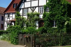 Fachwerkfassaden in Oedelsheim (ute_hartmann) Tags: dorf weser weserbergland fachwerkhuser oedelsheim