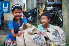 Islamic Relief distributes Ramadan food packages in Bangladesh