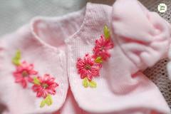 Embroidered coats (Ylang Garden) Tags: pink fashion yellow vintage doll pastel coat style retro jacket coats mori embroidered lati pukifee
