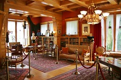 0U1A7063 James A Garfield NHS - house interior (colinLmiller) Tags: ohio house museum us nps president dot nhs nationalparkservice mentor 2016 usdepartmentoftheinterior jamesagarfieldnationalhistoricsite