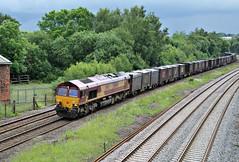 DB Cargo / EWS Class  66 66144 - Clay Cross (the mother '66' 66001) Tags: class66 ews dbcargo claycross 66144 dbschenker
