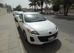 Mazda - Mazda 3 - 2014  (saudi-top-cars) Tags: